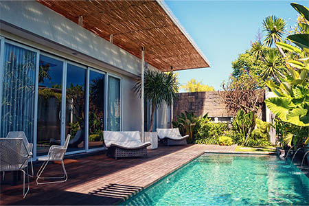 Stay at Seminyak villas with private pool