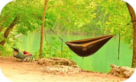 Best double hammock for relaxing at the end of the day