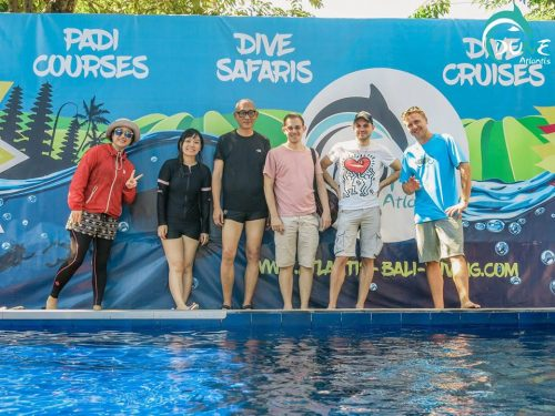 Scuba Diving Bali Price