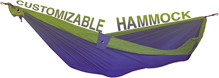 Where to buy the custom hammocks online?