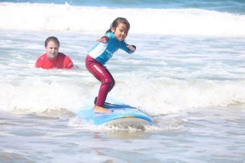 Family learn to surf holidays as your next travel idea
