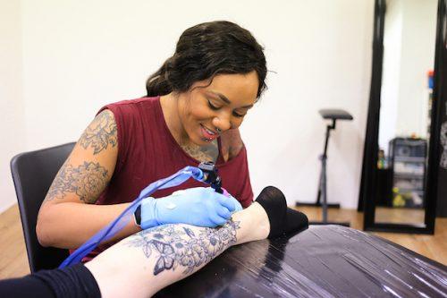 professional bali tattoo artist