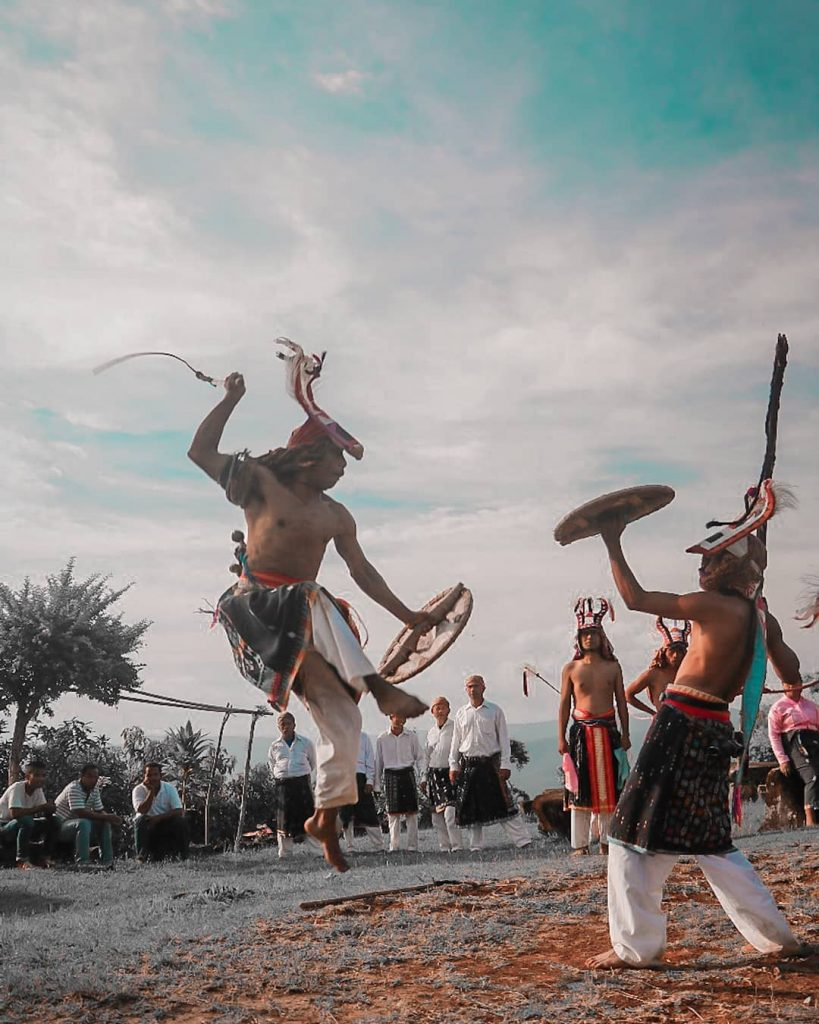 Komodo Liveaboard Journey: Witnessing the Caci Dance