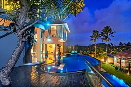 Bali holiday villas with a perfect pool