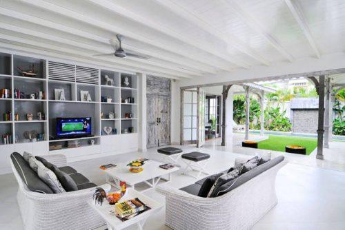 Seminyak Villas Living Room