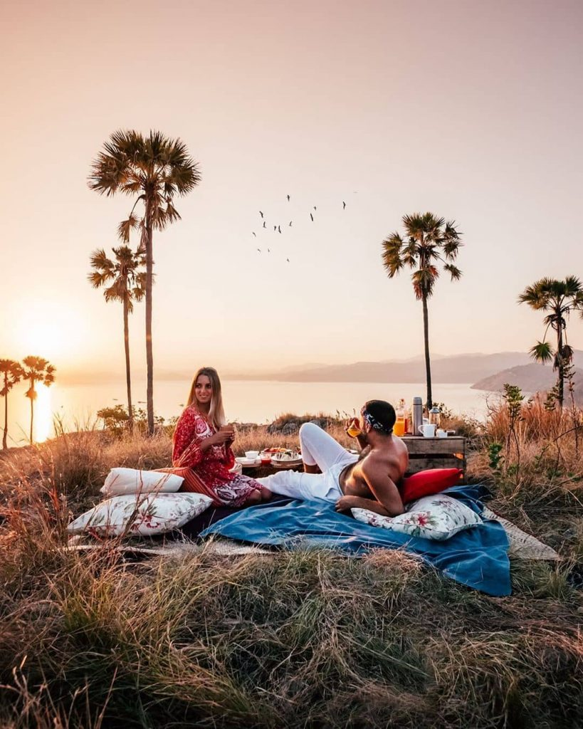 Komodo Island: A Fantasy Meet Reality