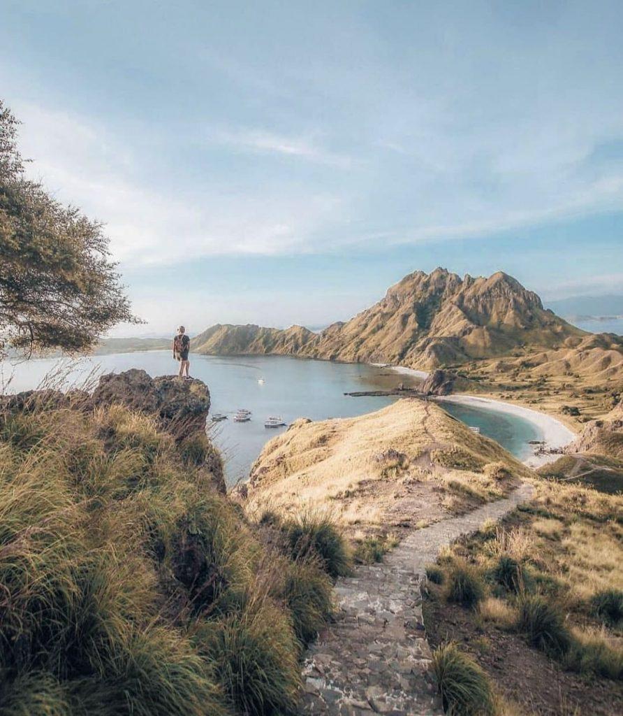 Dragon Island in Komodo: It Ain't A Dinosaur