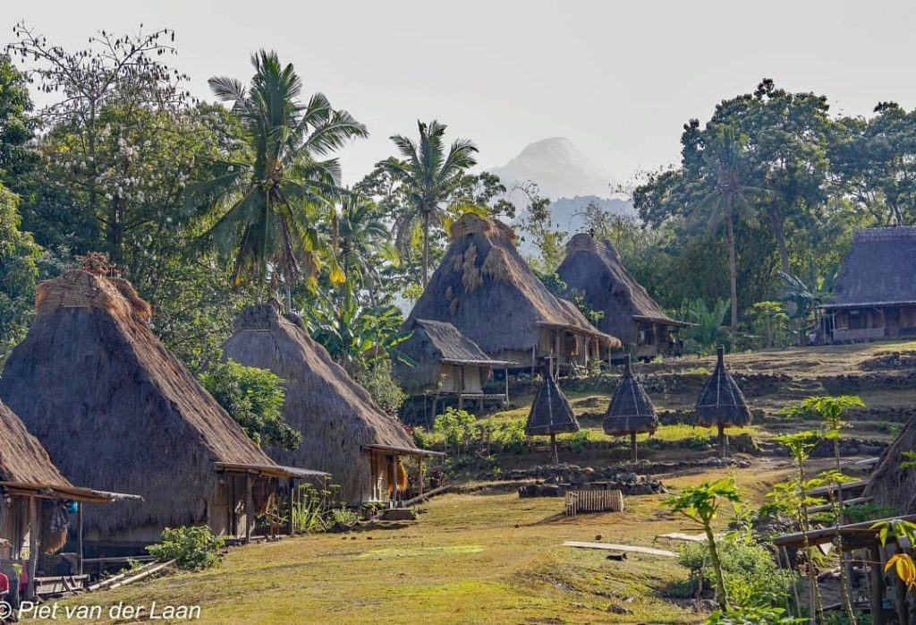 Ngada Clans from the Age of Stone