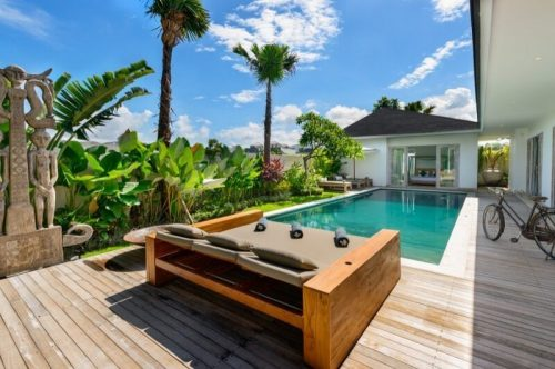 Bali villas for rent with a private pool